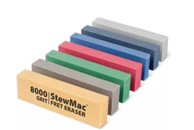 StewMac Fret Erasers Extra Fine