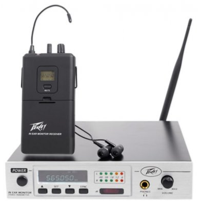 Peavey In Ear Monitor System