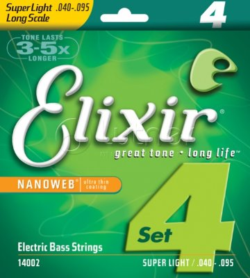 ELIXIR 14002 NANOWEB  Super Light