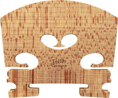 TELLER Violin Bridge Standard 4/4 405001