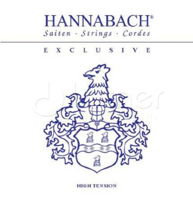 Hannabach EXCLHT Exclusive Blue