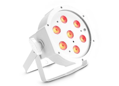 BS LIGHTING PAR 7 4-10w (White)