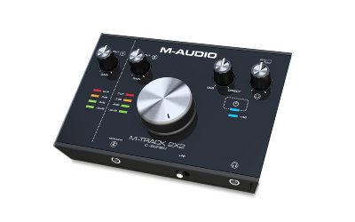 M-AUDIO M-TRACK 2X2 USB