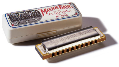 Hohner M1896036 Marine Band Classic D-major