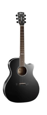 Cort GA5F-BK Grand Regal Series