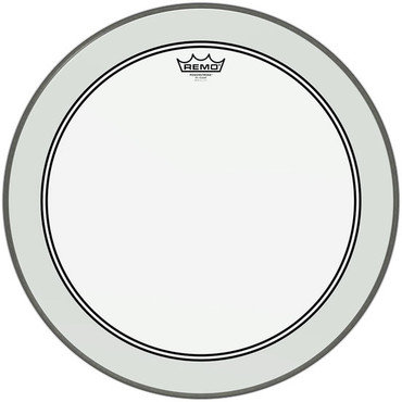 REMO P3-0308-BP BATTER, POWERSTROKE 3, CLEAR, 8''