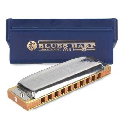 HOHNER M533016X Blues Harp