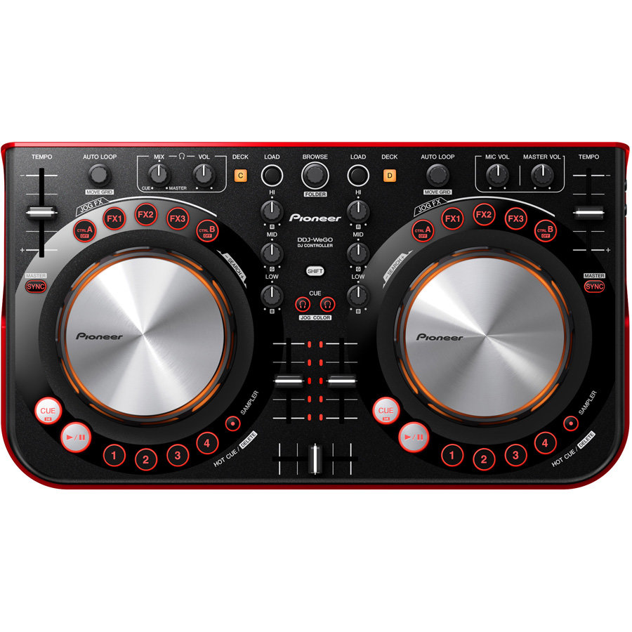 Pioneer DDJ-WeGO-W DJ Controller Drivers for PC