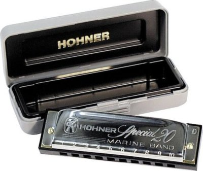 HOHNER M560016X Special 20 classic