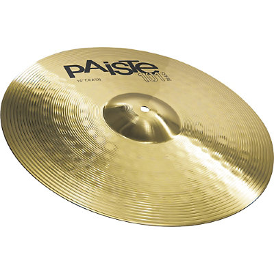 Paiste Brass Crash 101 16""