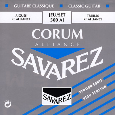 Купить savarez 500 aj alliance corum