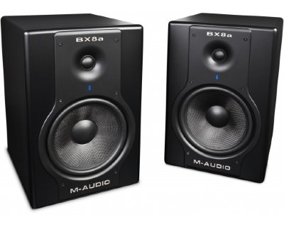 M-Audio Studiophile SP-BX8a D2 (пара)
