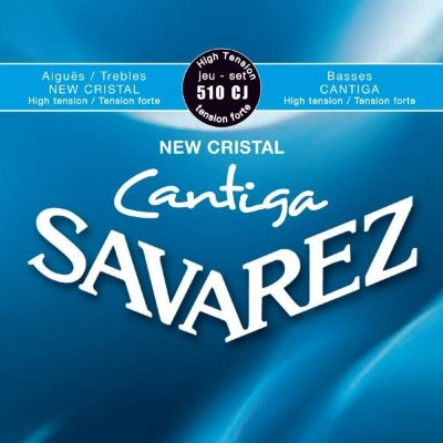 SAVAREZ 510 CJ New Cristal Cantiga Blue high tension