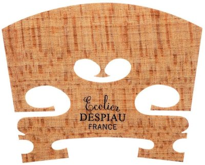 DESPIAU Violin Bridge Ecolier 4/4 Model №13 405011