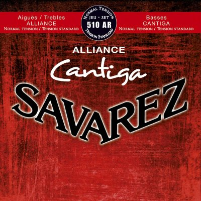 SAVAREZ 510 AR ALLIANCE CANTIGA RED