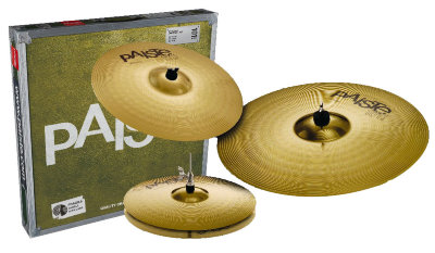 Paiste SET 101 Brass Universal Set