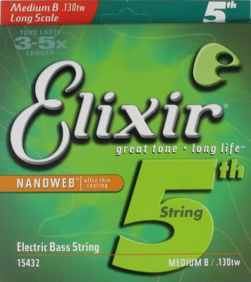 ELIXIR 15432 Nanoweb Single