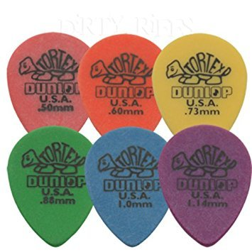 DUNLOP Tortex Small Tear Drop